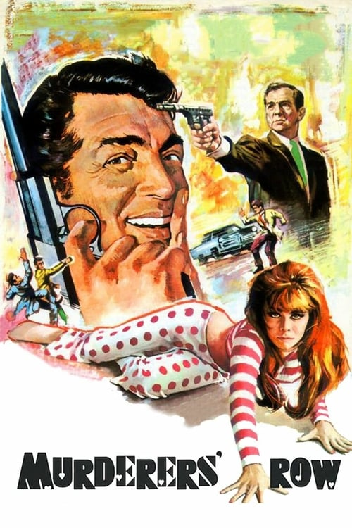 Murderers' Row - Movie Poster
