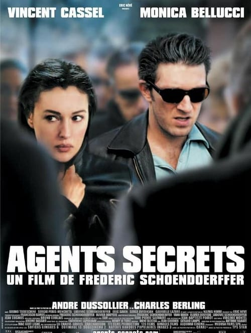 Secret Agents - Movie Poster