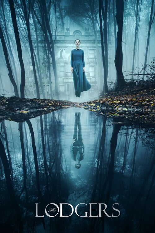 The Lodgers - Movie Poster