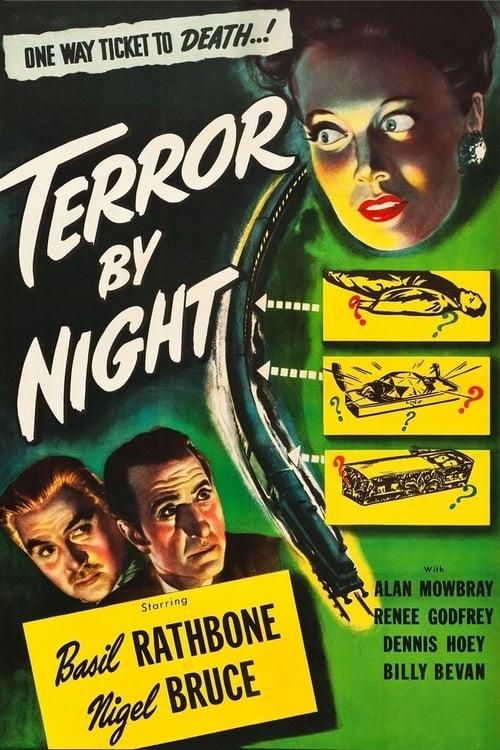 Terror by Night - Movie Poster