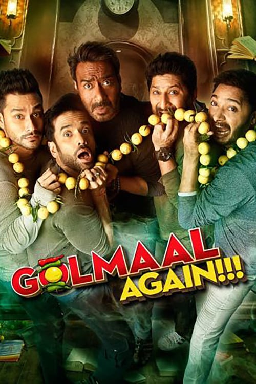 Golmaal Again - Movie Poster
