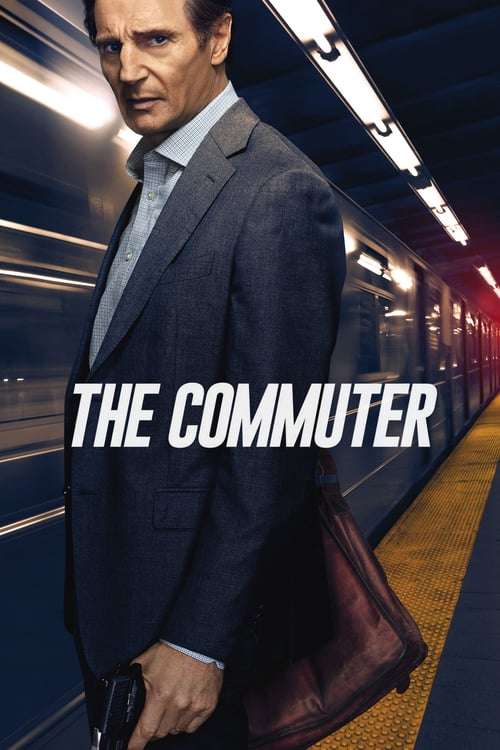 The Commuter - Movie Poster