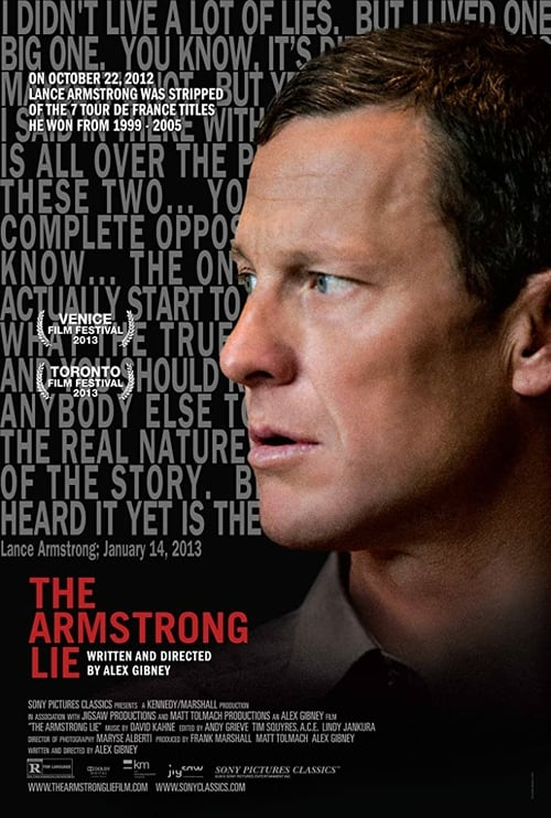The Armstrong Lie - Movie Poster