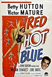 Red, Hot and Blue - Movie Poster