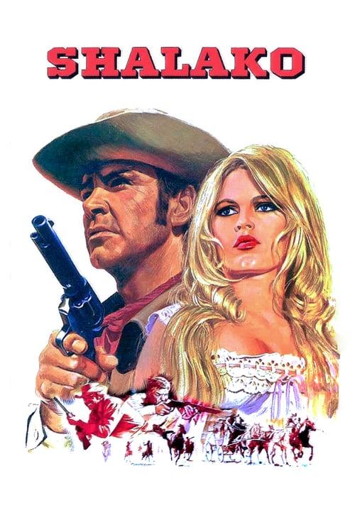 Shalako - Movie Poster