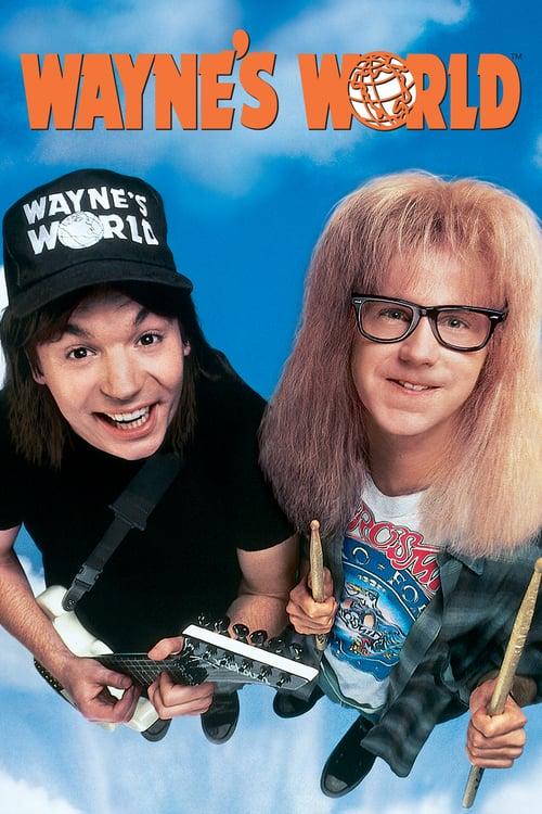 Wayne's World - Movie Poster
