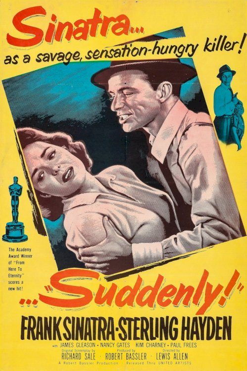 Suddenly - Movie Poster