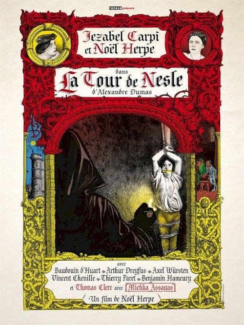 La Tour de Nesle - Movie Poster