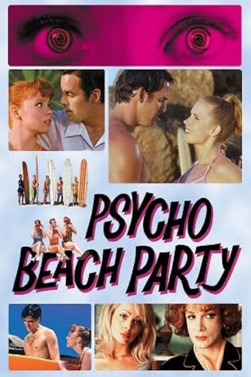 Psycho Beach Party - Movie Poster