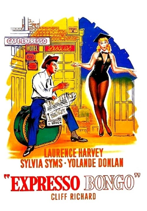 Expresso Bongo - Movie Poster