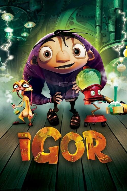 Igor - Movie Poster