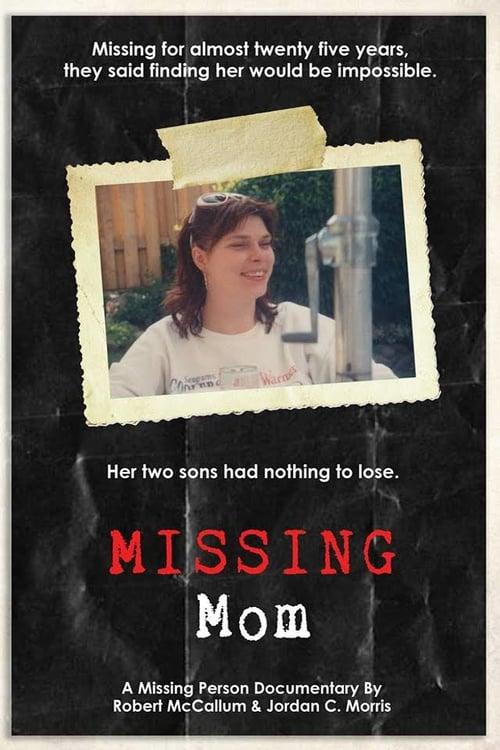 Missing Mom - Movie Poster