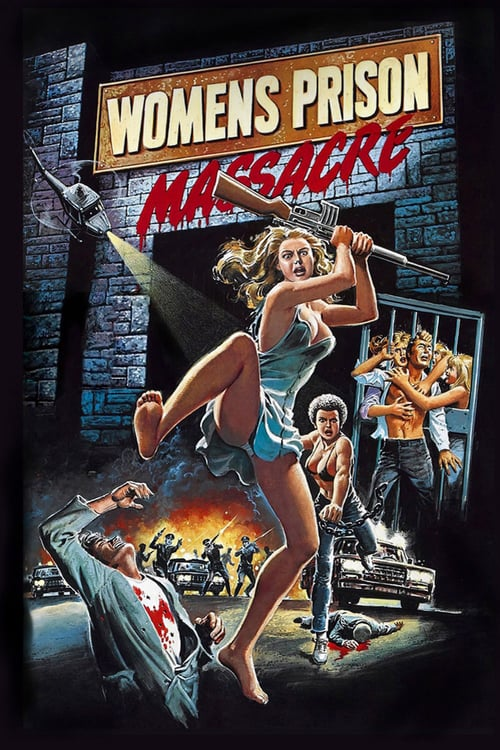 Women's Prison Massacre - Movie Poster