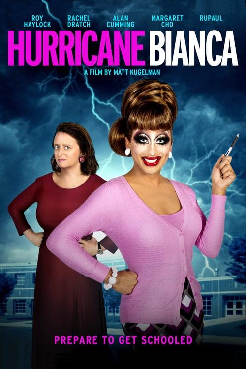 Hurricane Bianca - Movie Poster