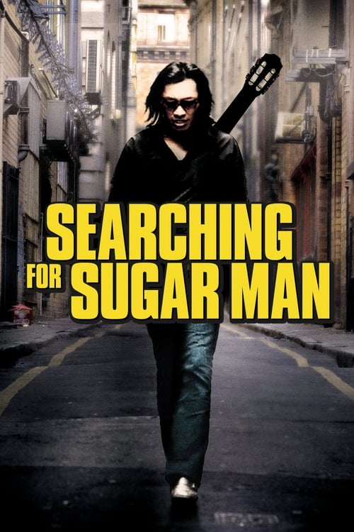 Searching for Sugar Man - Movie Poster