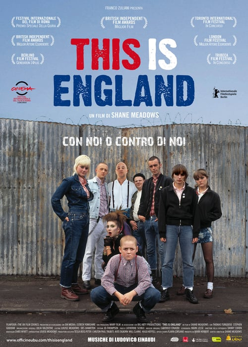 This Is England - Movie Poster