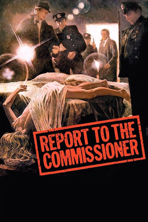 Report to the Commissioner - Movie Poster