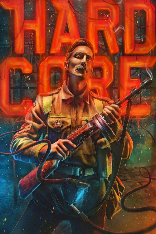Hardcore Henry - Movie Poster