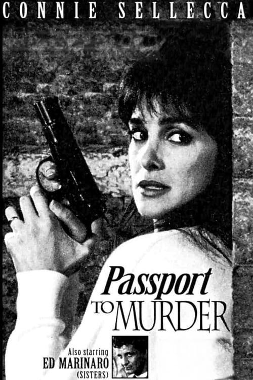 Passport to Murder - Movie Poster
