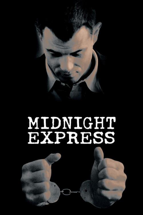 Midnight Express - Movie Poster