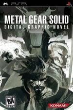 Metal Gear Solid: Digital Graphic Novel - Movie Poster