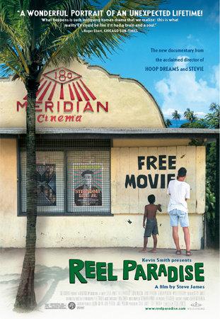 Reel Paradise - Movie Poster
