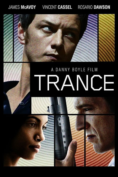 Trance - Movie Poster