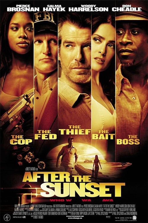 After the Sunset - Movie Poster