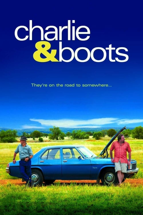 Charlie & Boots - Movie Poster