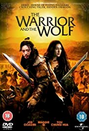 The Warrior and the Wolf - Movie Poster