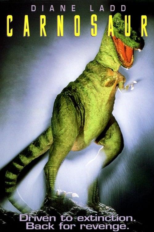 Carnosaur - Movie Poster