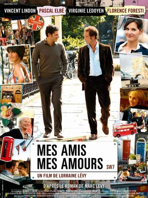 Mes amis, mes amours - Movie Poster