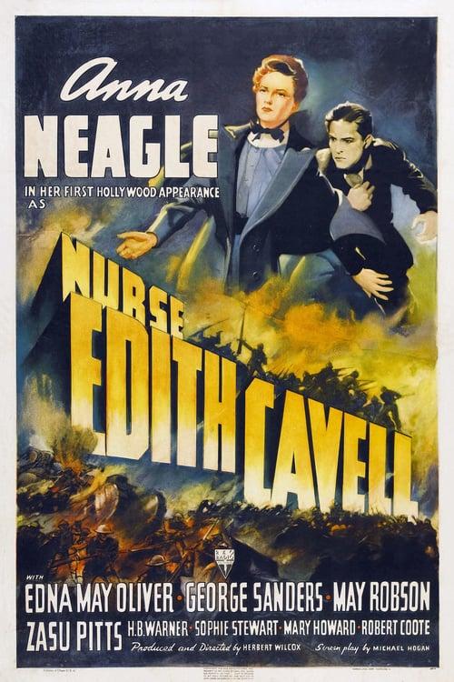 Nurse Edith Cavell - Movie Poster