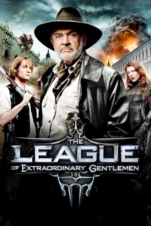 The League of Extraordinary Gentlemen - Movie Poster