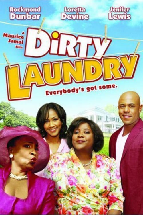 Dirty Laundry - Movie Poster