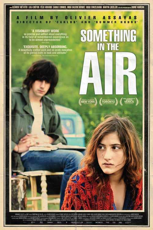 Something in the Air - Movie Poster