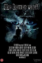 The Horror Vault: Part 1 - Movie Poster