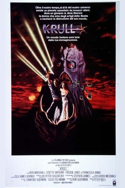 Krull - Movie Poster