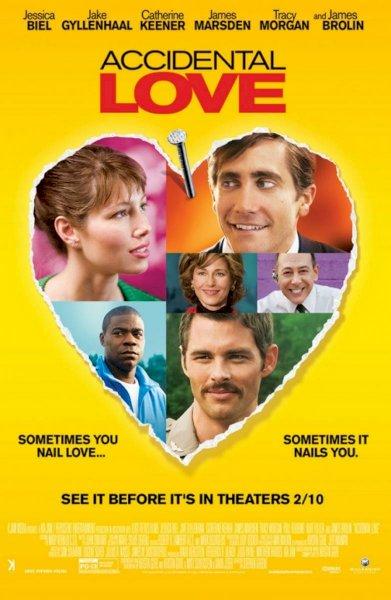 Accidental Love - Movie Poster