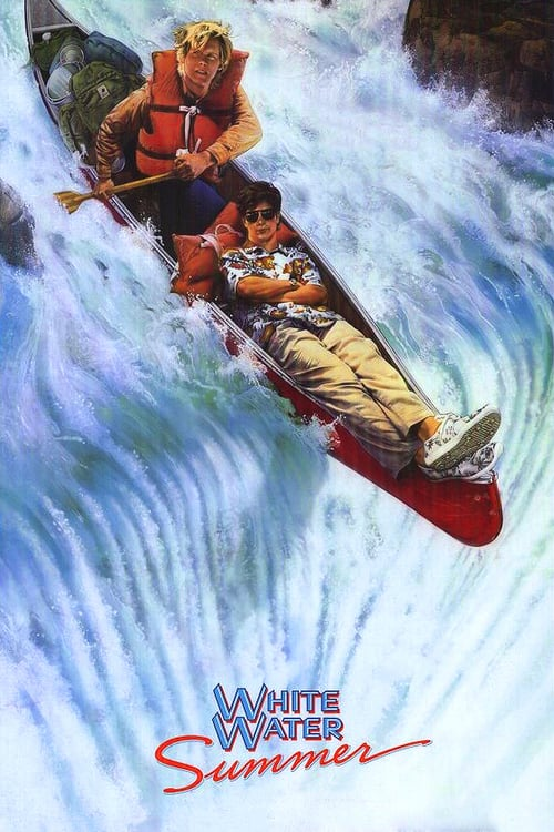 White Water Summer - Movie Poster