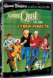 Jonny Quest vs. the Cyber Insects - Movie Poster