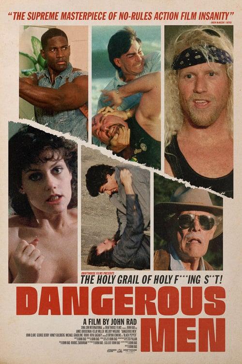 Dangerous Men - Movie Poster
