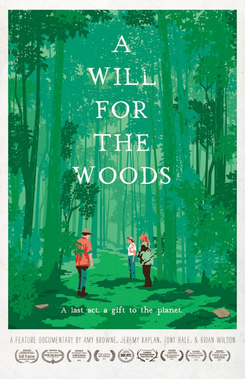 A Will for the Woods - Movie Poster
