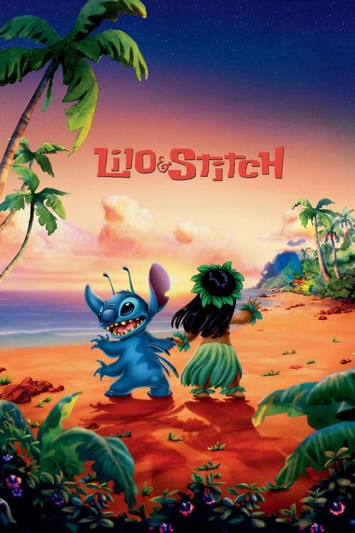 Lilo & Stitch - Movie Poster