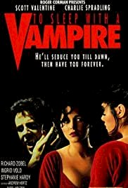 To Sleep with a Vampire - Movie Poster