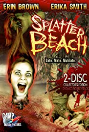 Splatter Beach - Movie Poster