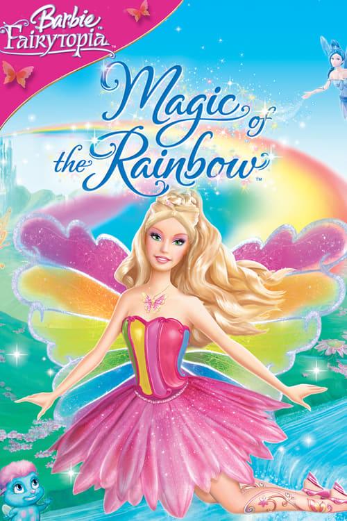 Barbie Fairytopia: Magic of the Rainbow - Movie Poster