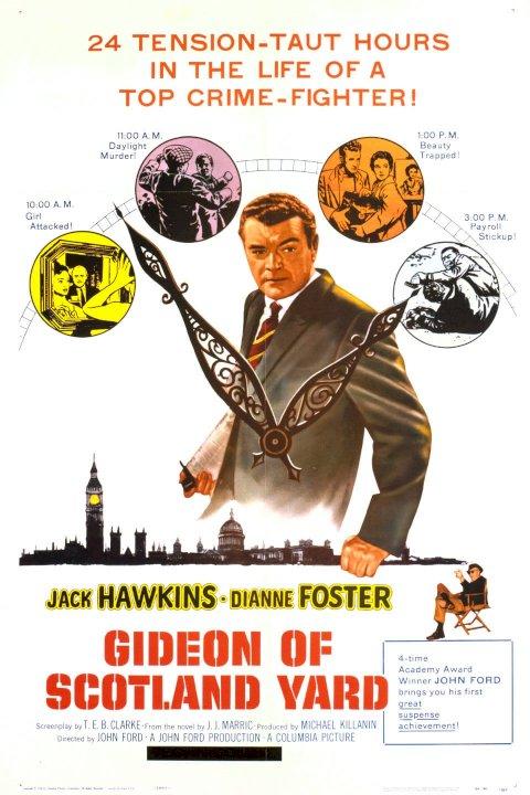 Gideon's Day - Movie Poster