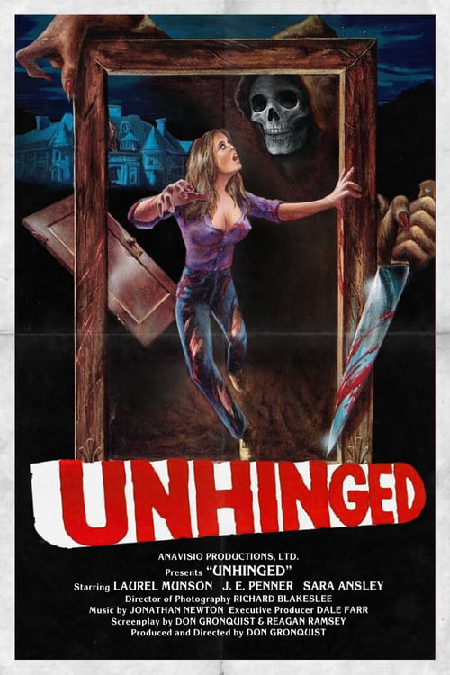 Unhinged - Movie Poster