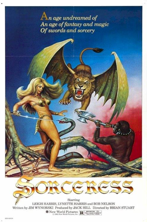 Sorceress - Movie Poster